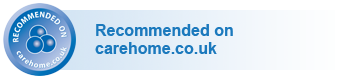 Recommended on Carehome