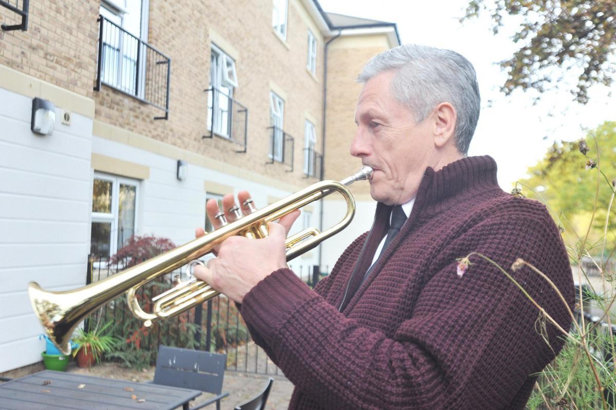 bugle-player