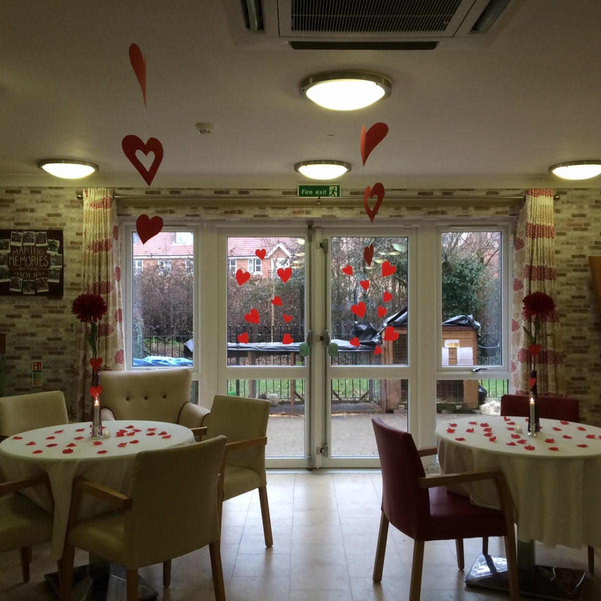 Happy Valentines from Orchid Care Home