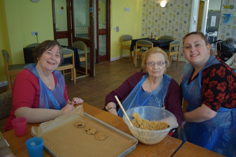 A Vegan Valentine's at Newlands Care Home