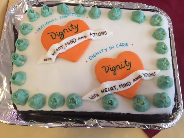 A GREAT DIGNITY WEEK WAS HAD AT BIRCHY HILL
