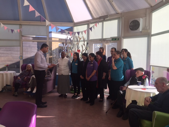 DIGNITY CHAMPIONS AT BIRCHY HILL