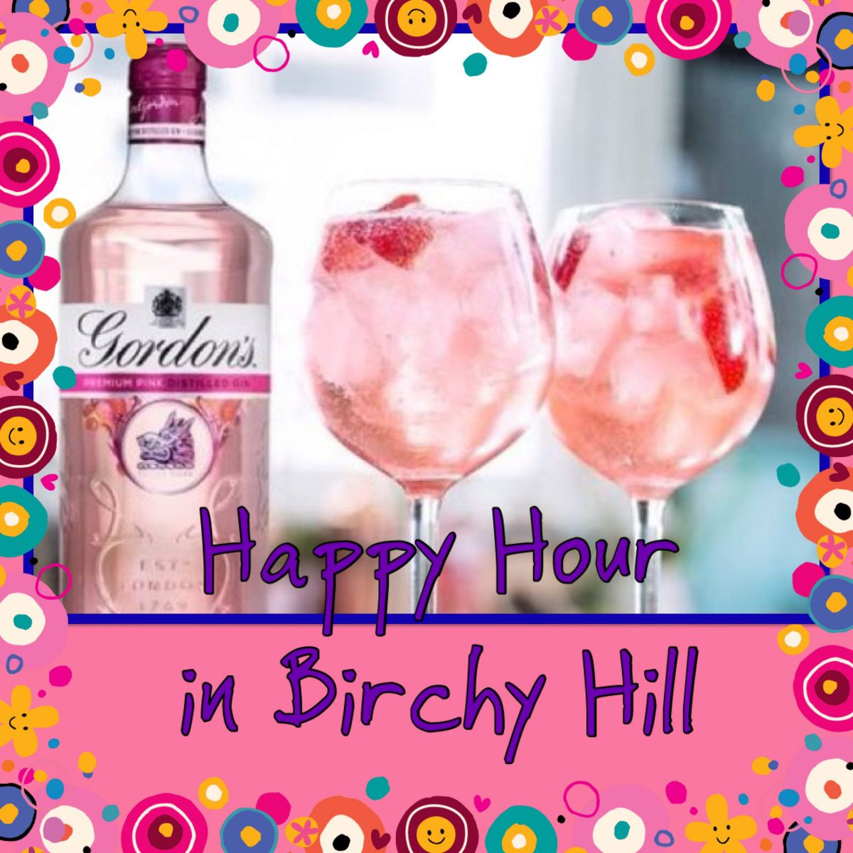 HAPPY HOUR AT BIRCHY HILL